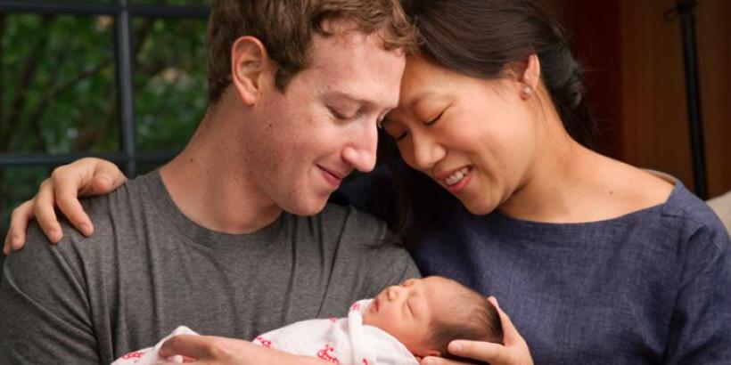 Марк Цукерберг и клятва дарения