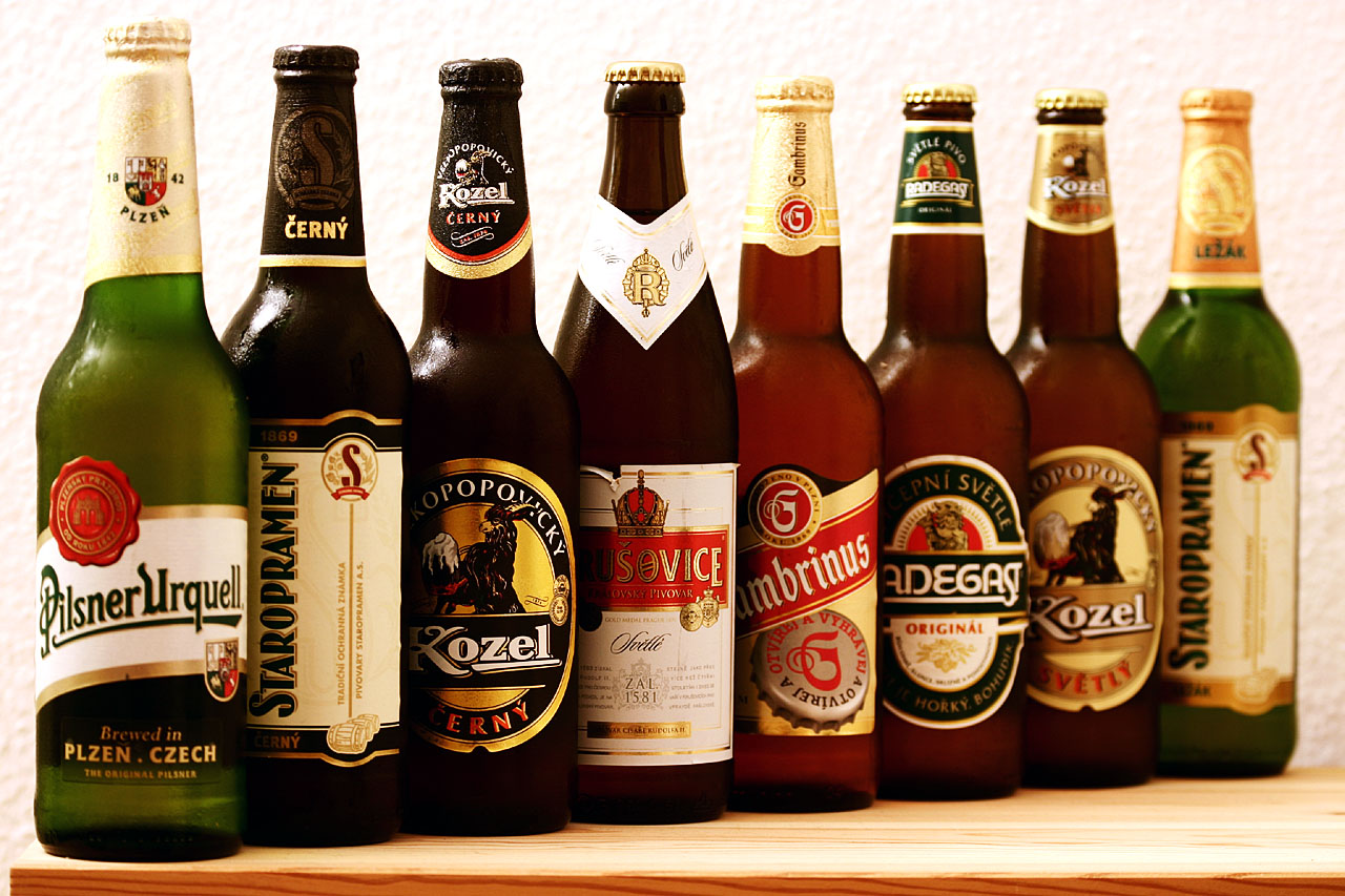 Лучшее бутылочное пиво в России