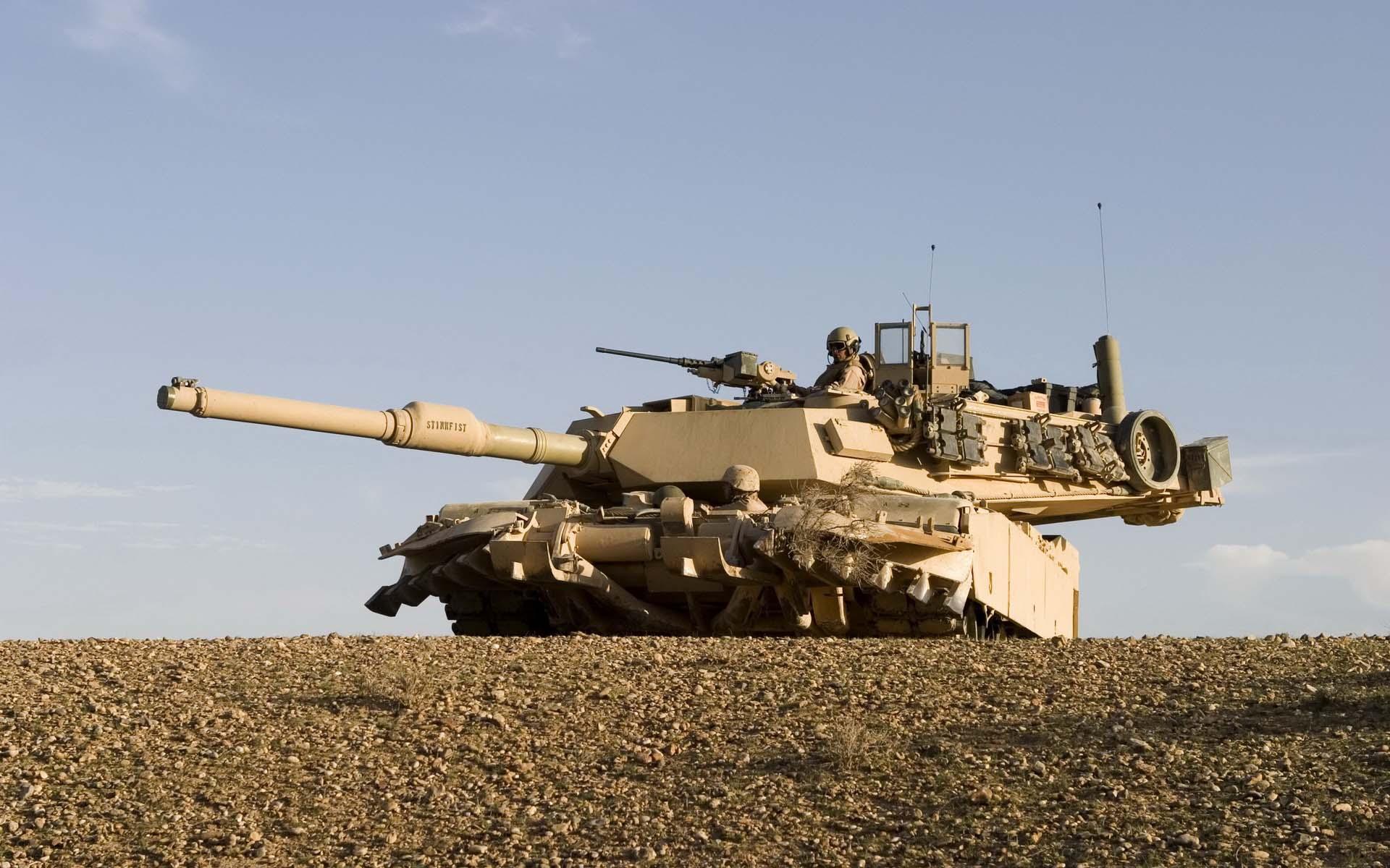 Современный танк США Абрамс Abrams