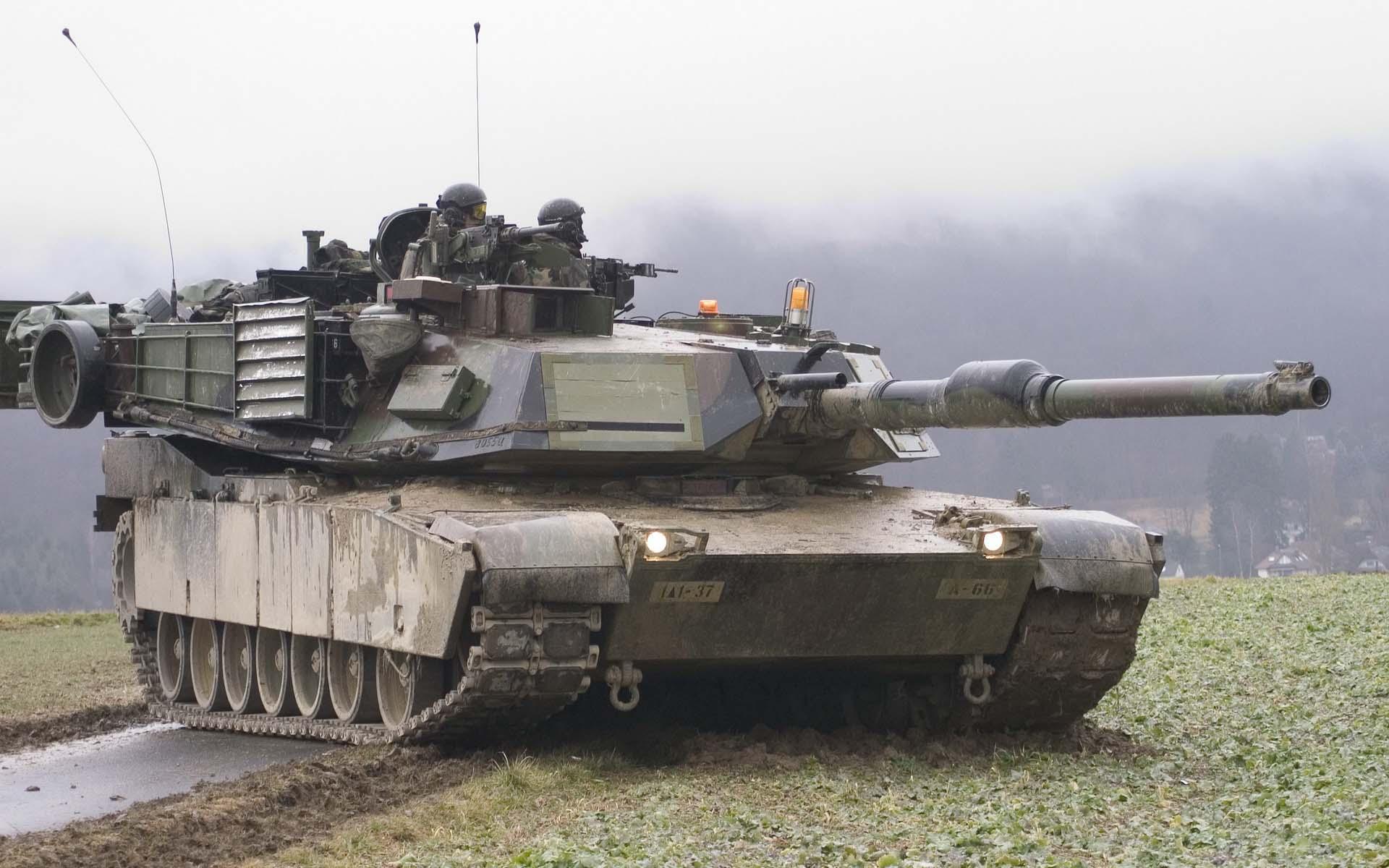 U.S. Army. Abrams