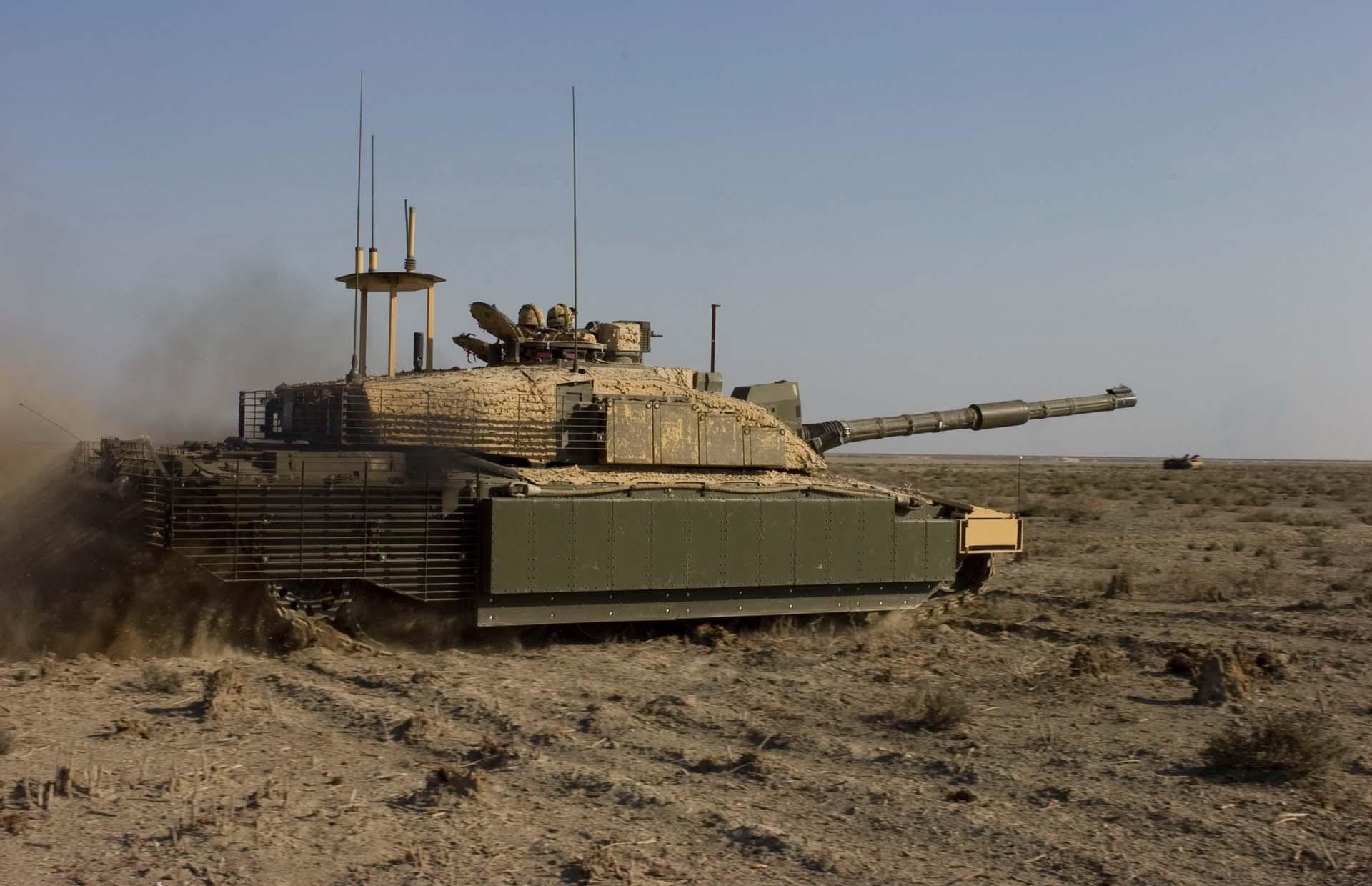 танк Челенджер 2 Англия