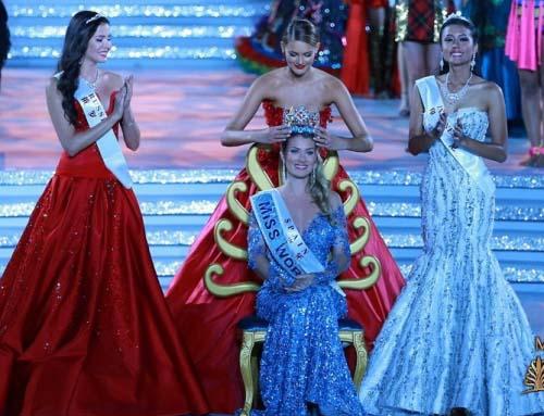 10 лучших красавиц конкурса «Мисс Мира — 2015»