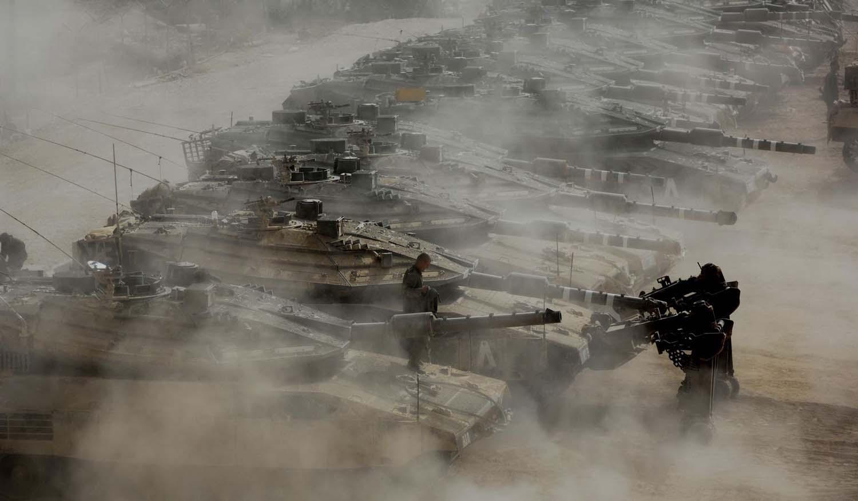 Современные танки Меркава Израиль Merkava