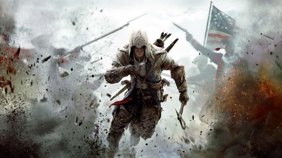 Обои Assassin's Creed