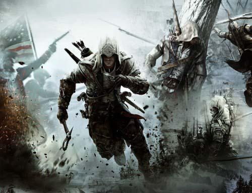 Лучшие игровые трейлеры Assassin's Creed