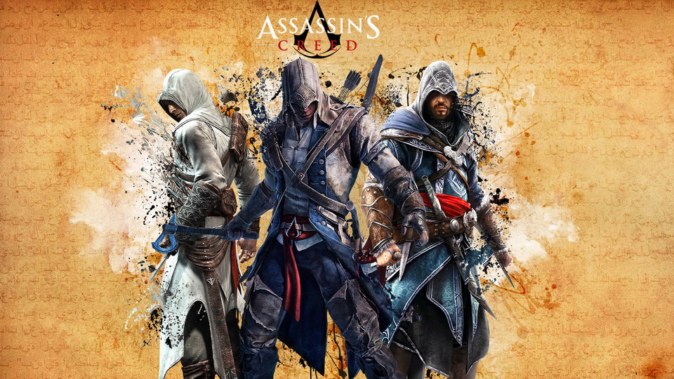 Обои Assassin's Creed
