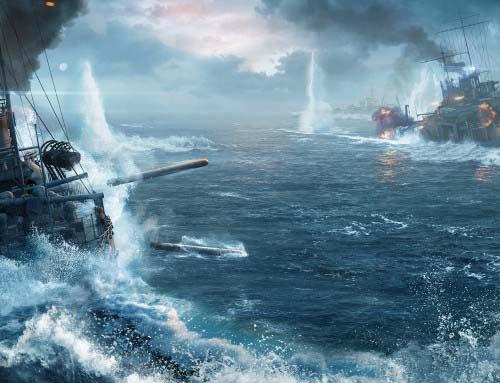 Самые лучшие обои World of Warships (HD)