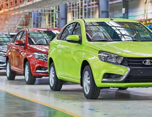 Рейтинг российских автомобилей