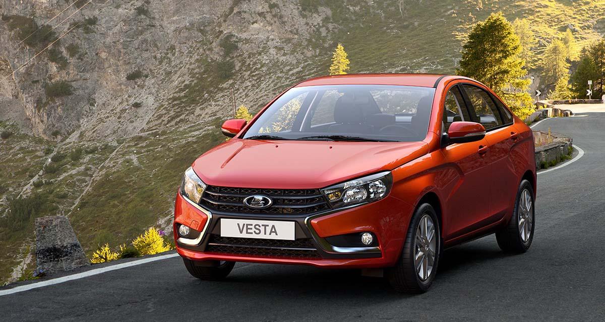 лада веста рейтинг российских авто