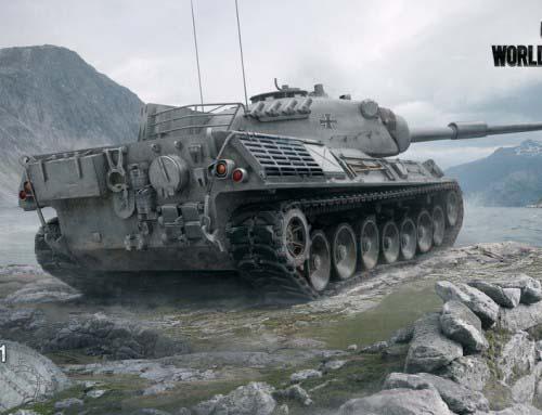 Самые лучшие обои World of Tanks (HD)