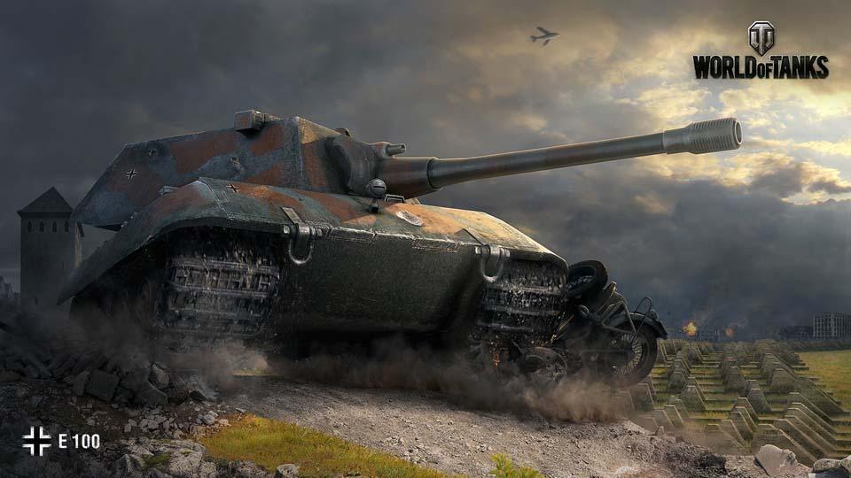обои World of Tanks
