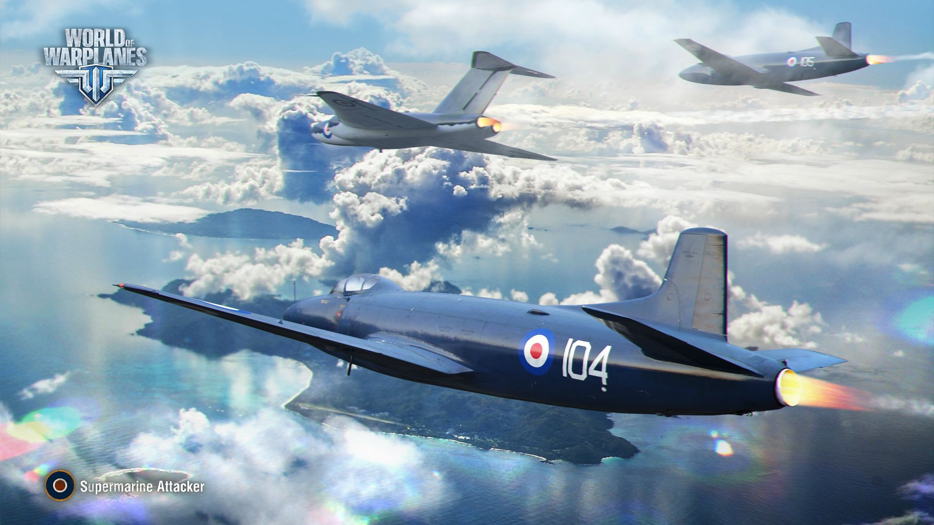 обои World of Warplanes hd