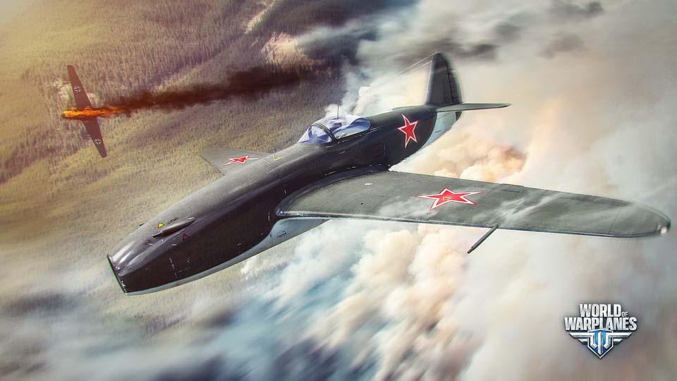обои World of Warplanes