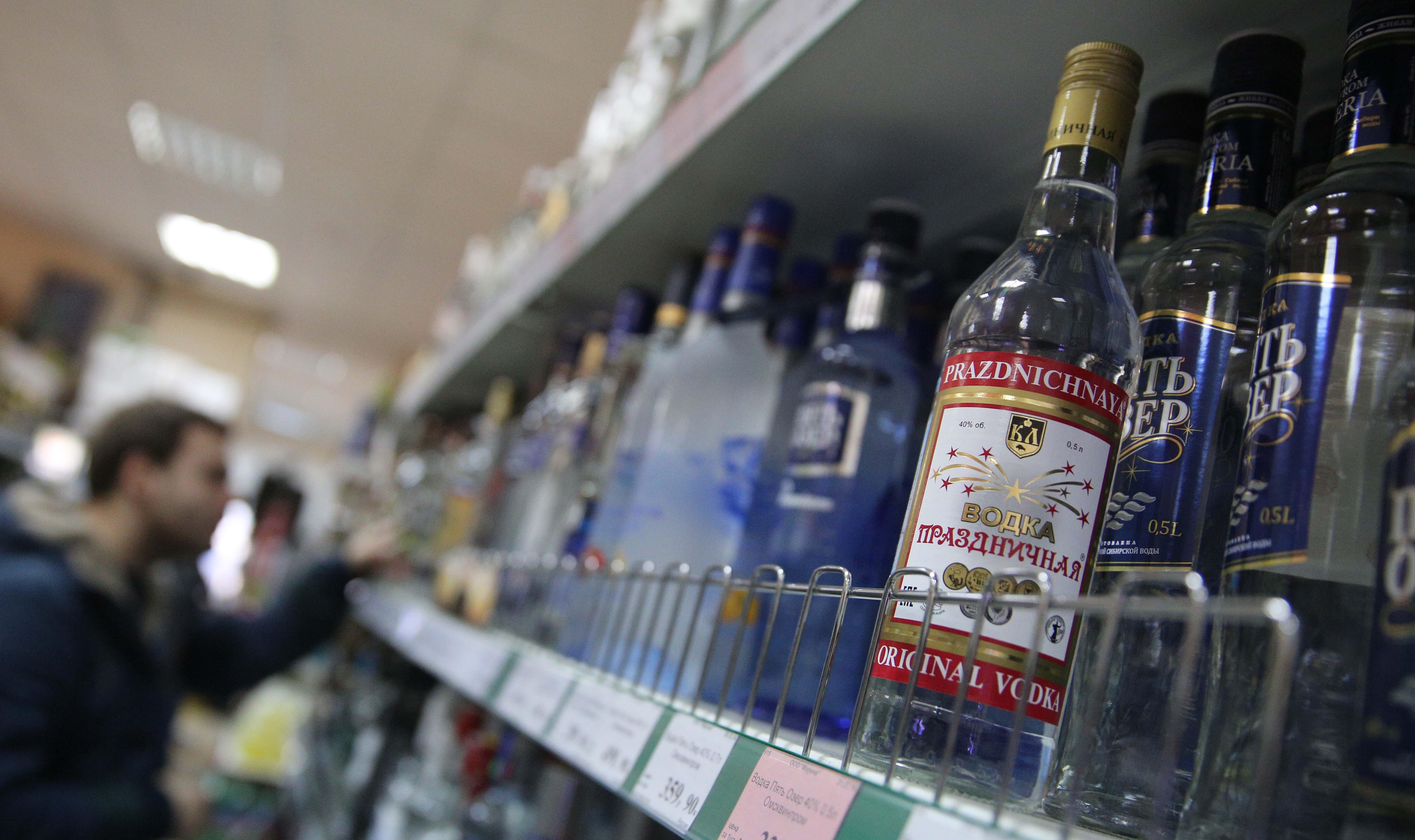 Как правильно выбрать хорошую водку