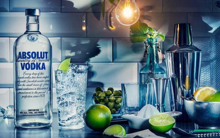 Самая лучшая водка в России