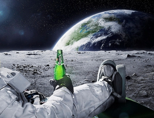 Прикольная, креативная и забавная реклама пива (HD)
