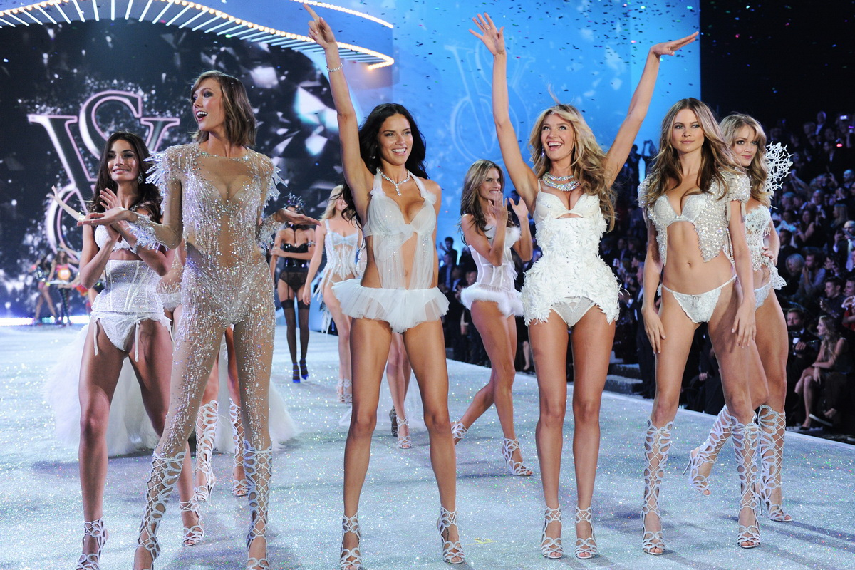 Victoria's Secret Fashion show 2013 various runway HQ pictures (