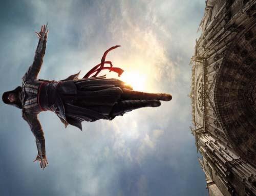 «Кредо Убийцы» — фильм по игре «Assassin's Creed»