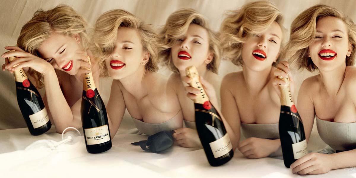 как правильно употреблять шампанское