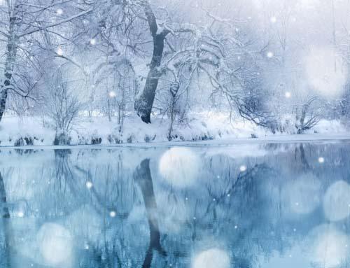 Лучшие зимние пейзажи (HD-обои)