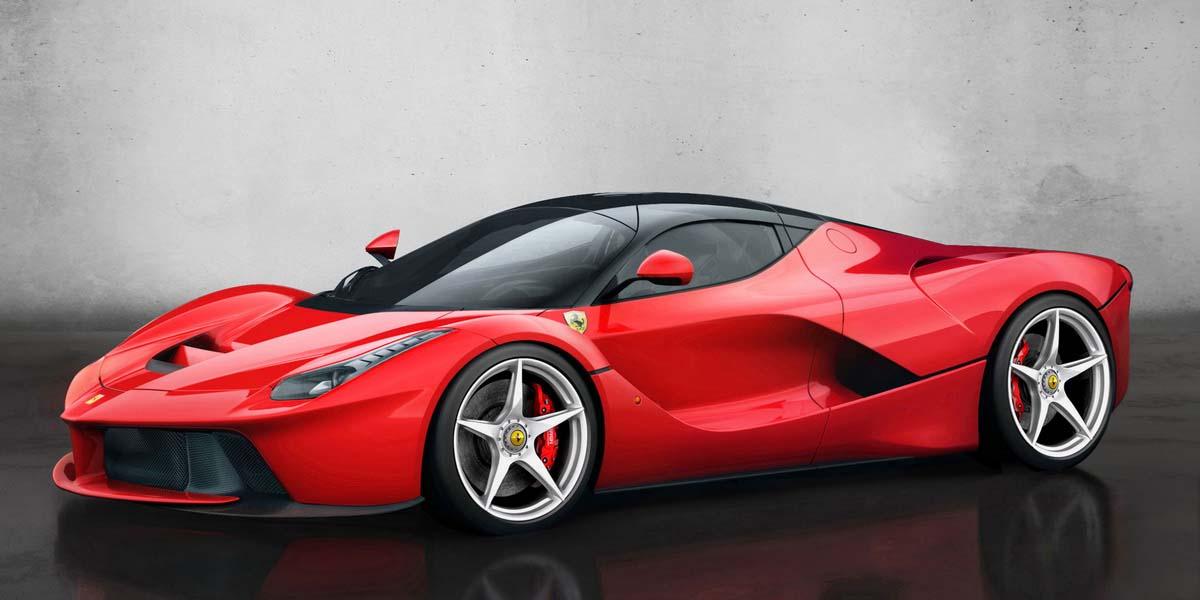 Гиперкар Ferrari LaFerrari