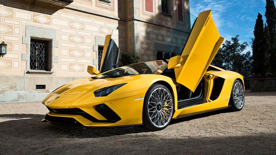 FullHD обои Lamborghini