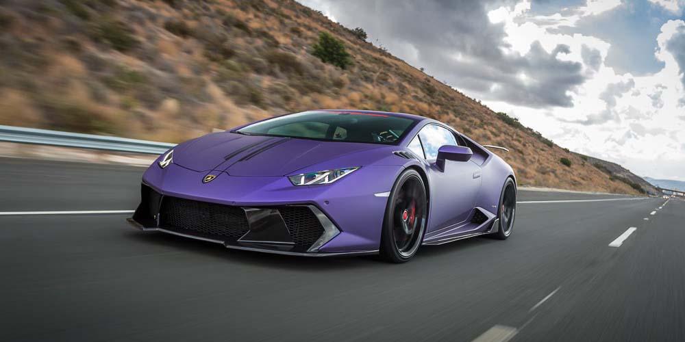 Гиперкар Lamborghini Huracan