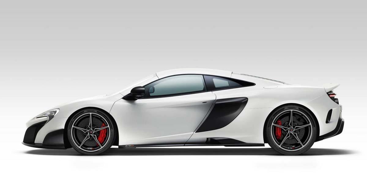 суперкар McLaren 675LT