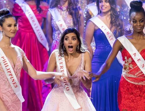10 лучших красавиц конкурса «Мисс Мира — 2016»