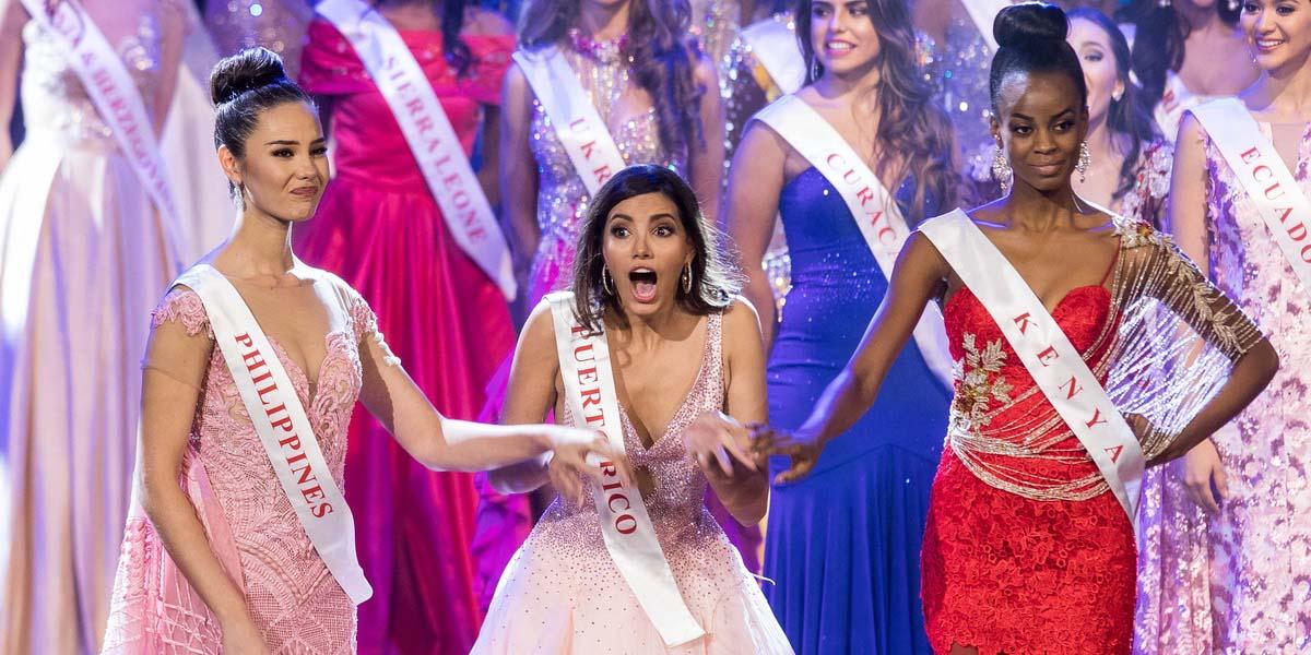 Победительница конкурса Мисс мира 2016