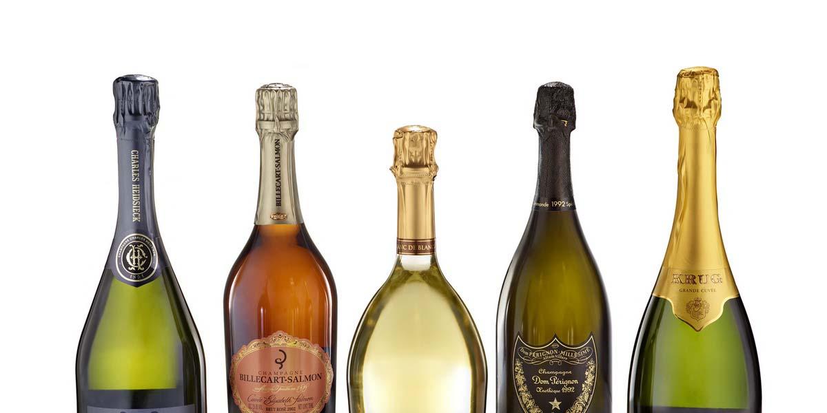 Лучшее французское шампанское