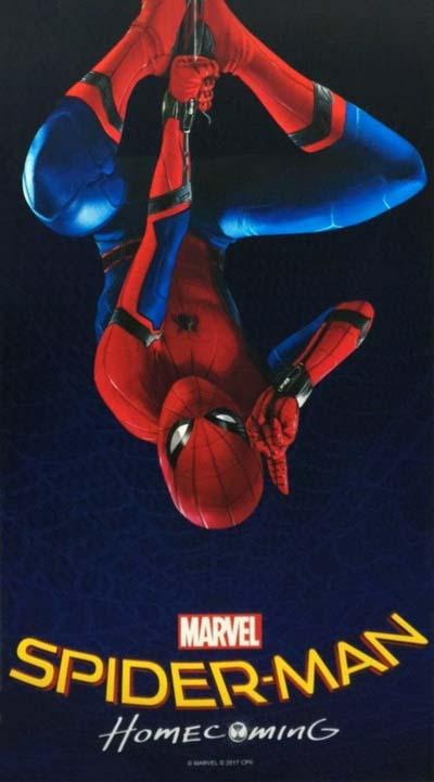 человек паук премьера