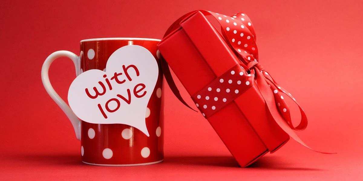 подарки девушкам на день валентина