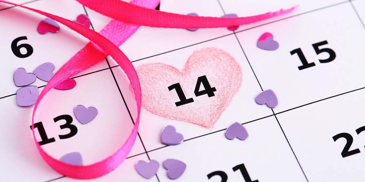 день святого валентина 14 февраля