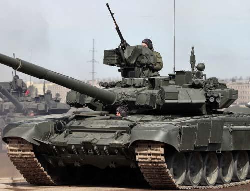 Фотографии современных танков