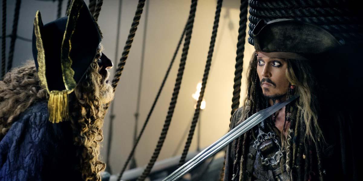 пираты 5 джек 1