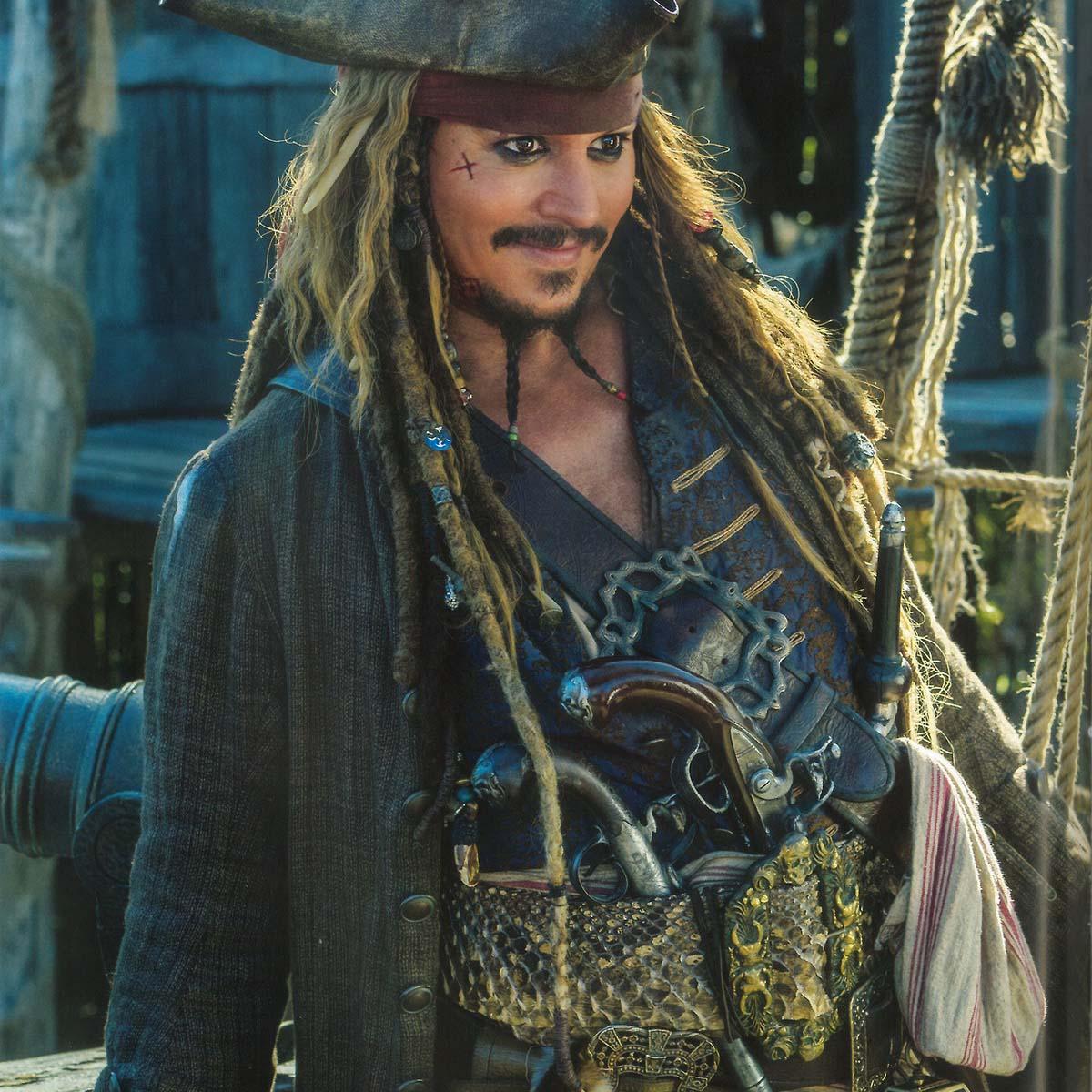 пираты 5 джек 2