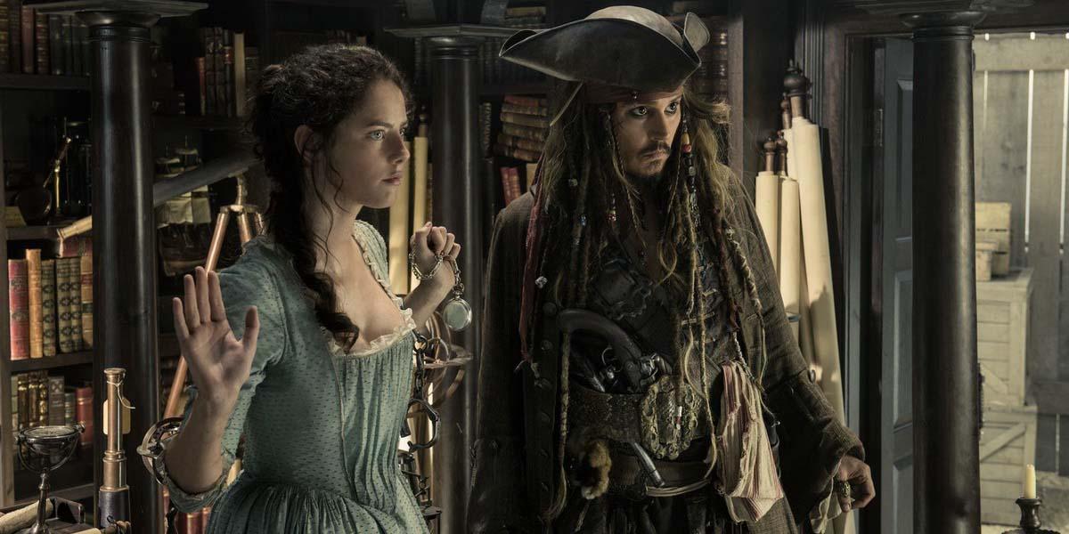 пираты 5 джек 3