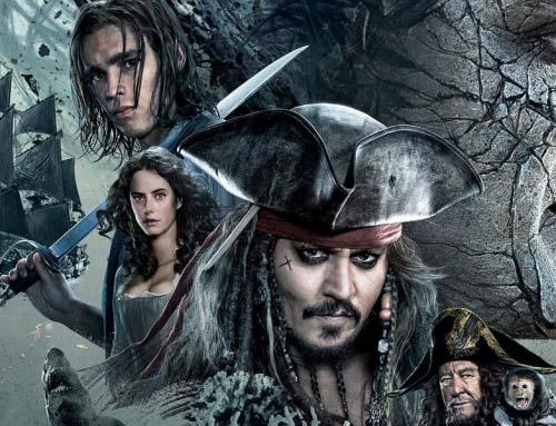 Смотреть онлайн Пираты Карибского моря: Мертвецы не рассказывают сказки бесплатно
