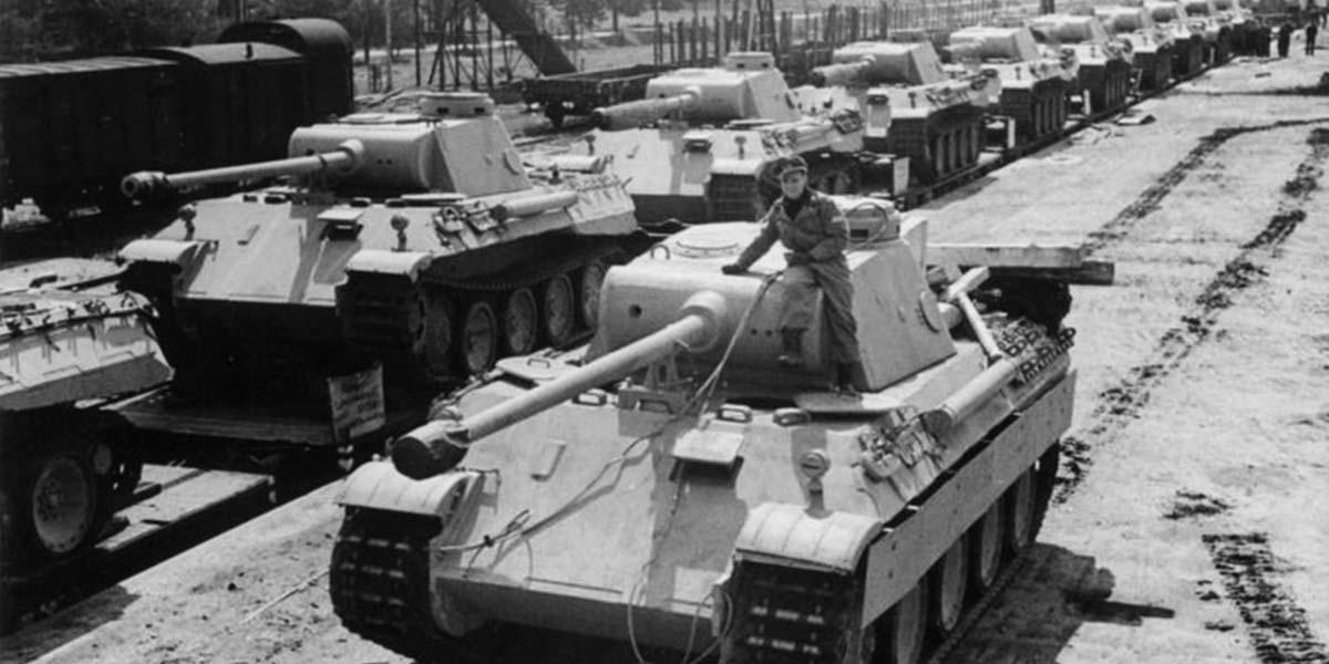 фильм т-34 пантера
