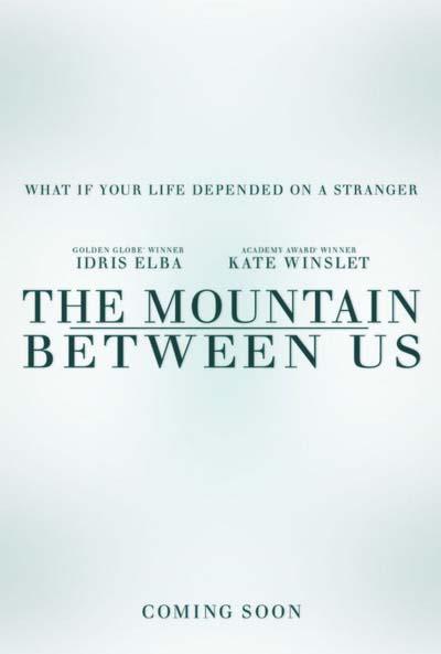 Между нами горы постер
