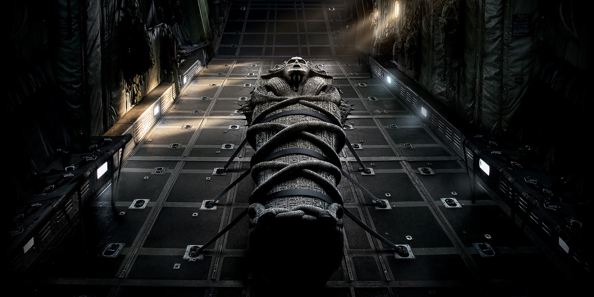 фильм мумия 2017