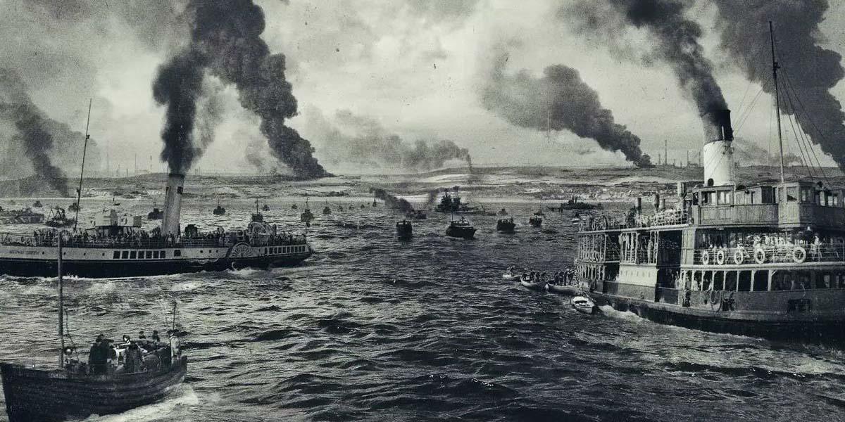 дюнкеркская операция