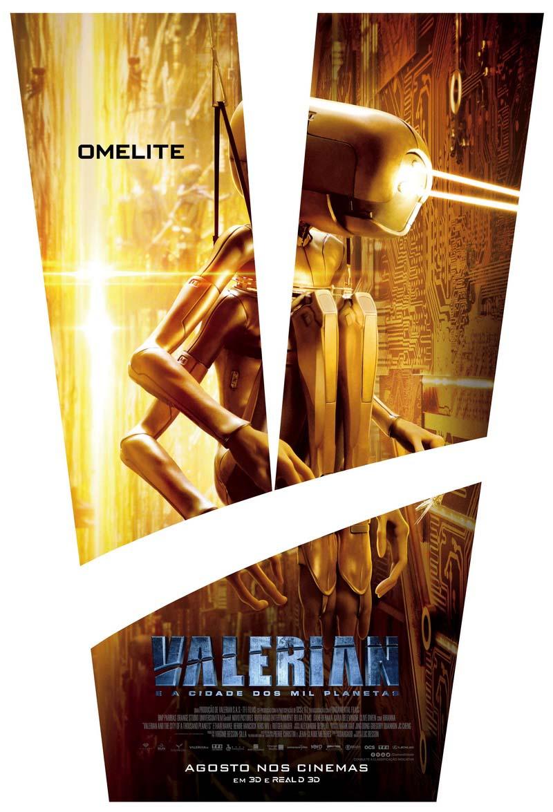 валериан омелит