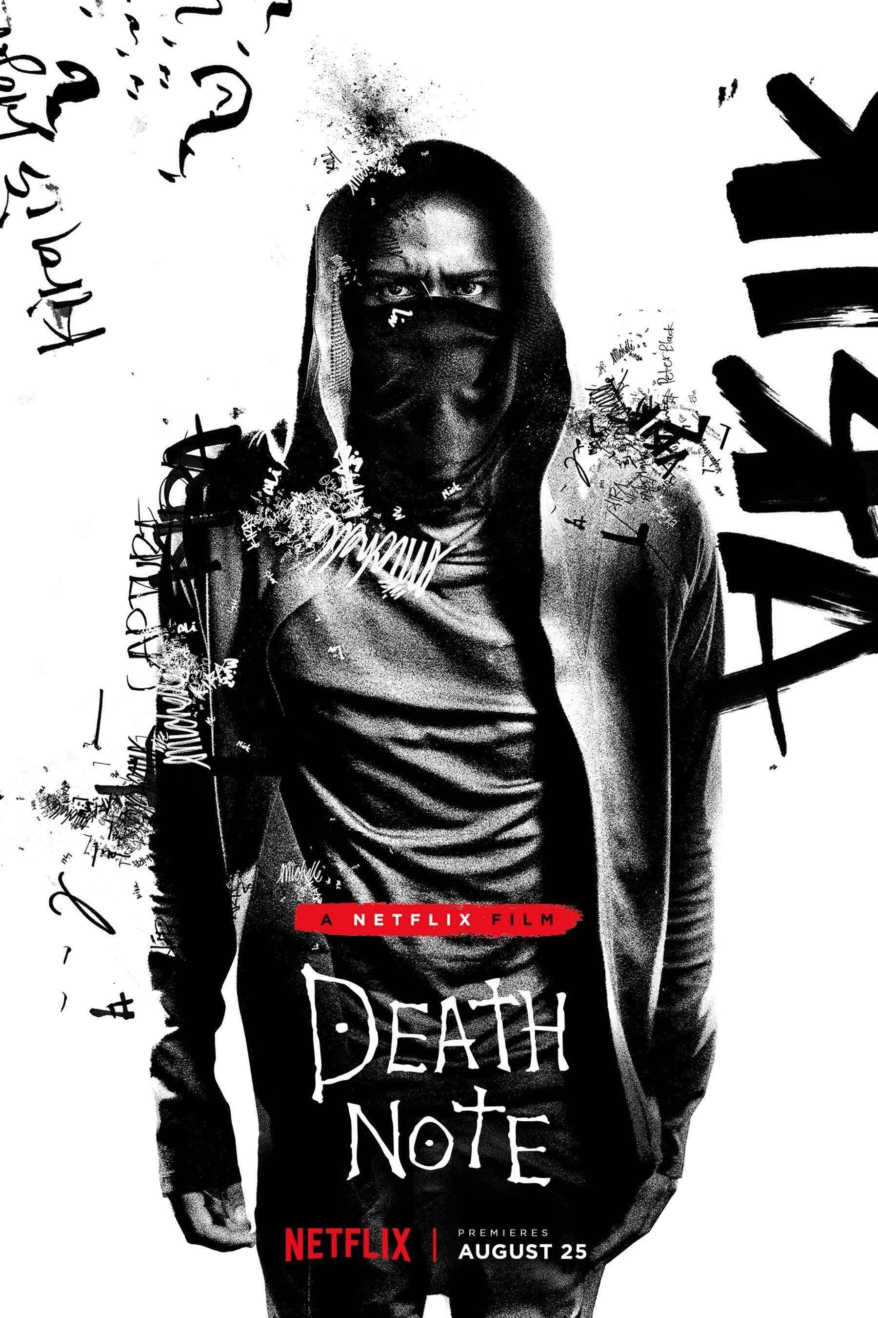 Фильм Тетрадь смерти ( 2017 г.)