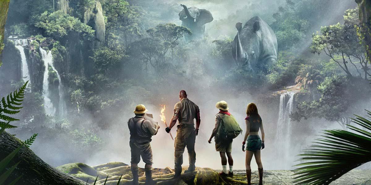 джуманджи зов джунглей
