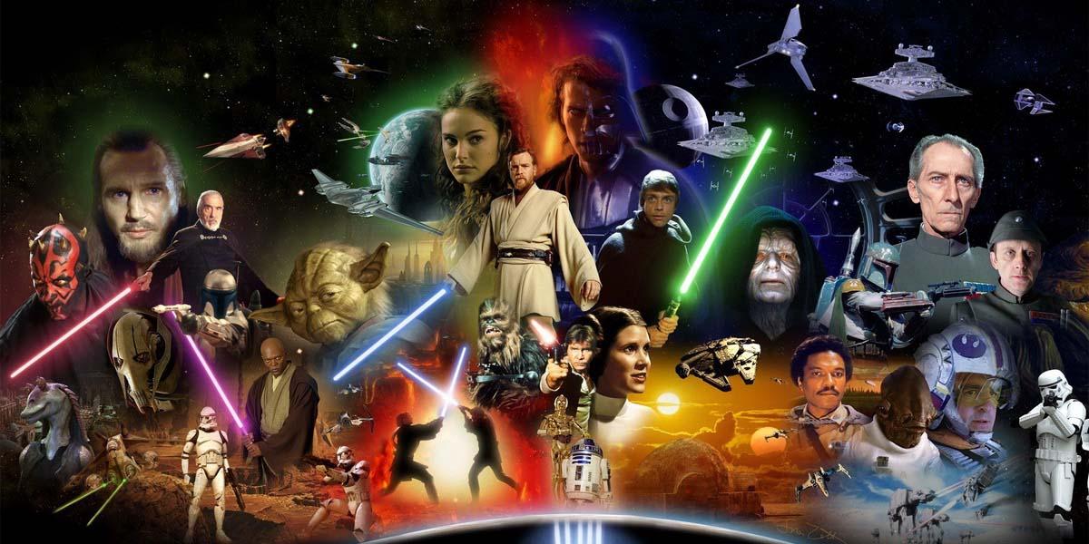 звездные войны франшиза