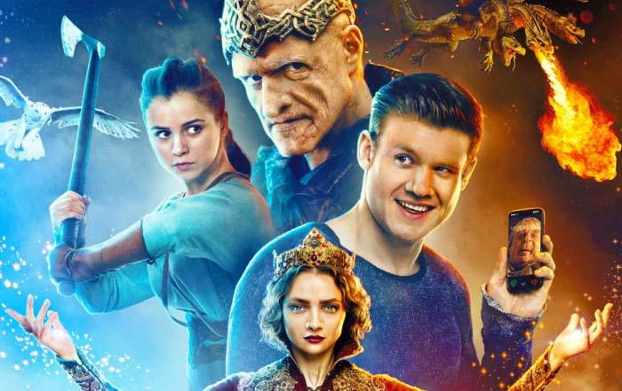 лучшая русская комедия 2017