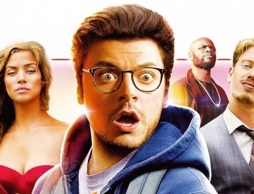 Лучшие новые комедии 2017