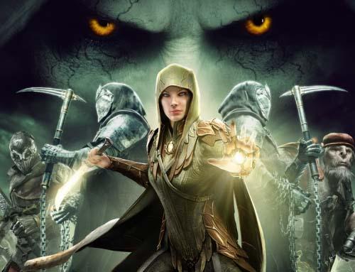 Игра «Middle earth: Shadow of War» — Русский трейлер дополнения «Blade of Galadriel» (2018)
